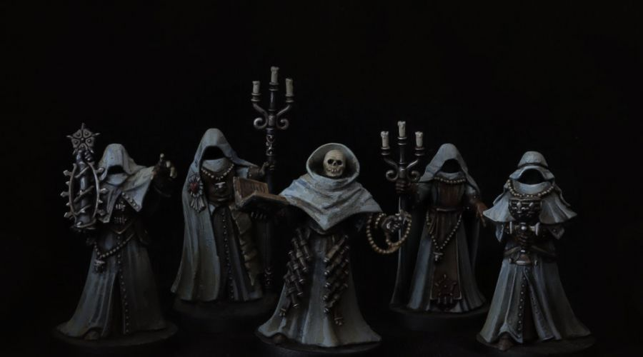Undead Clergy
