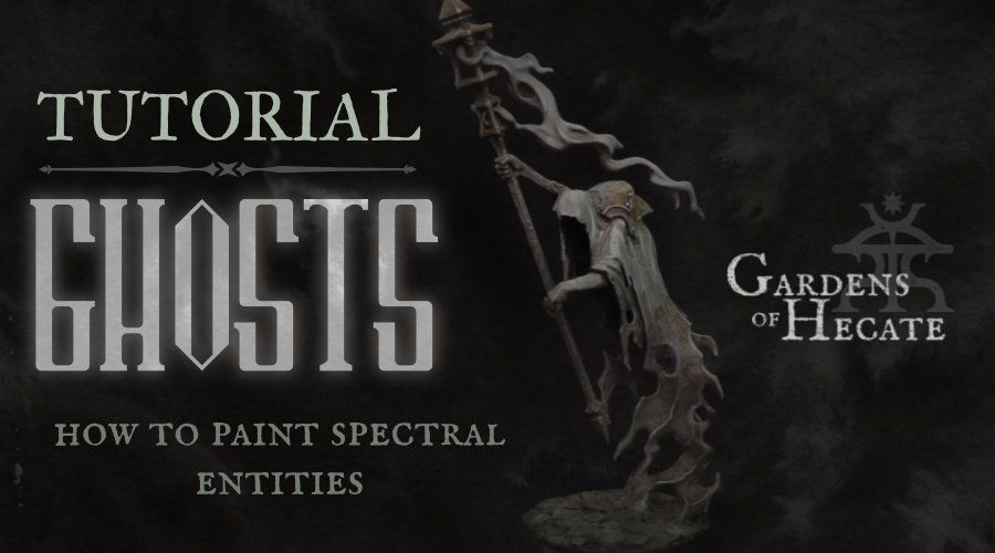 Tutorial: Painting Ghosts